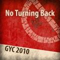 Logo of GYC 2010: No Turning Back