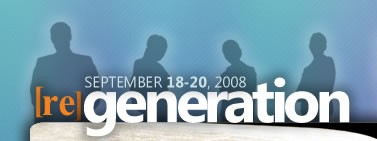 Logo of GYC SE 2008: ReGeneration