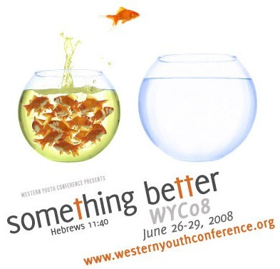 Logo of WYC 2008: Something Better