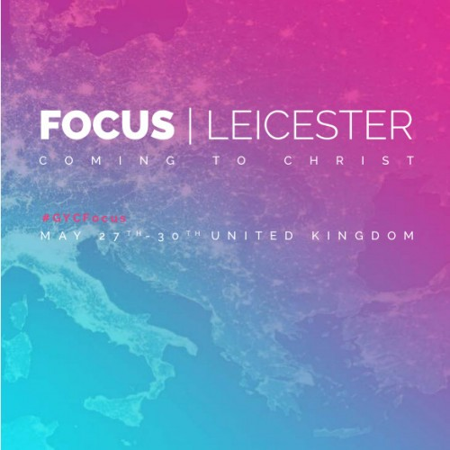 Logo of GYCE Focus 2016: Coming to Christ