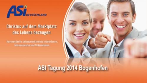 Logo von ASI Tagung 2014 Bogenhofen