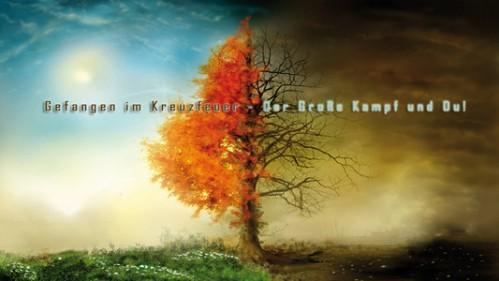 Logo von Gefangen im Kreuzfeuer – der Große Kampf und Du